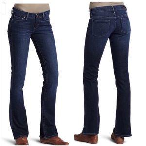 Levi's Slight Curve Skinny Boot Jeans 28x32